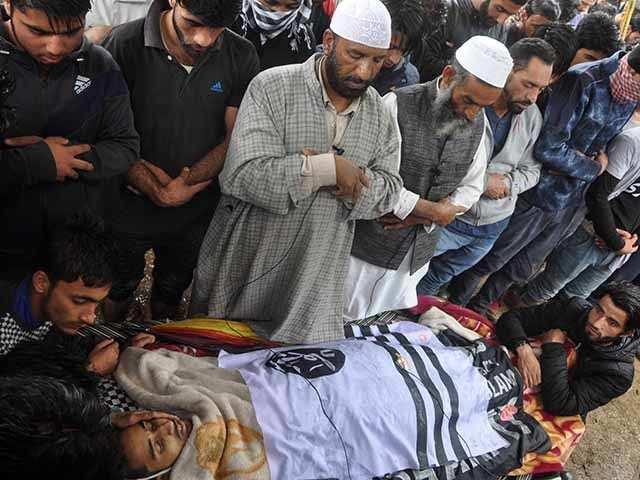 Terrorists shoot an Imam in Pulwama's Parigam village