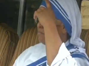 Mother Teresa Charity nun arrested for allegedly selling babies