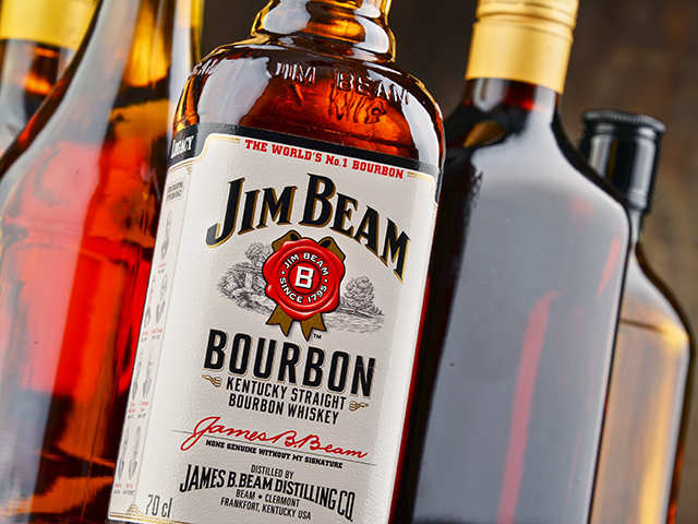 Origin Of Jim Beam When 200 Year Old Whiskey Maker Tried To Bribe Its Way To India The Economic Times