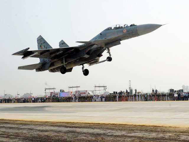 Six global companies respond to India's RFI for 110 fighter jets