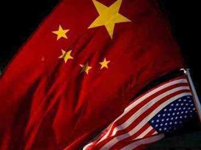 Donald Trump Trade War Is On Donald Trump Fires 34 Bn Tariff Gun