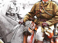 Khaki: Celebrating the unexpected success of an Indian colour