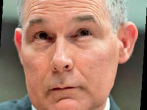 Donald Trump's scandal-plagued environment chief Scott Pruitt resigns