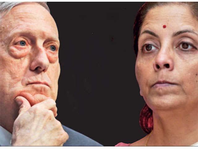 Mattis writes to Nirmala Sitharaman to clear the air on 2+2
