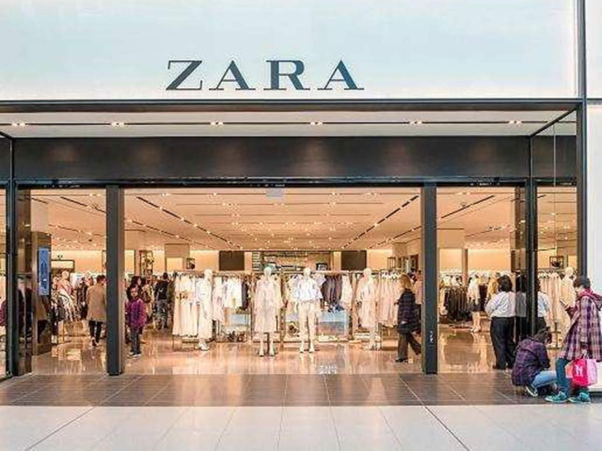 Zara posts 73% surge in India net for FY18 - The Economic Times