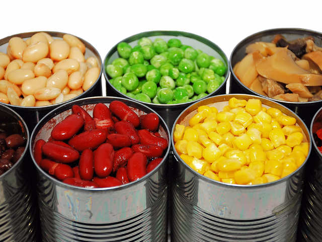 Love to eat canned foods packaged in plastic containers? It may up risk of intestinal disorder