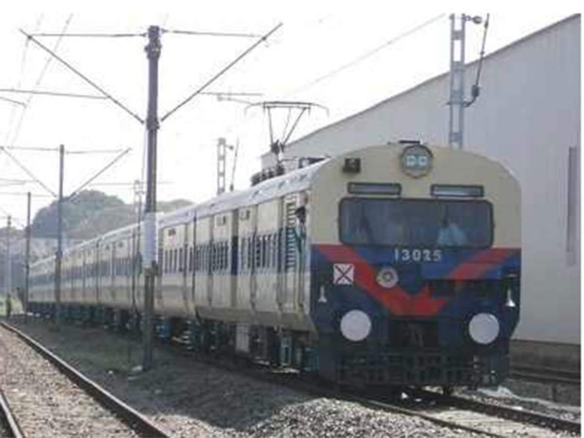 MEMU train News and Updates from The Economic Times
