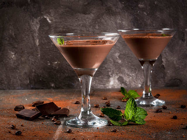 Shaken, not stirred! Celebrate World Chocolate Day with a flavoured martini