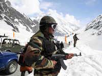 Soldier injured in Pakistan sniper firing along LoC in Jammu and Kashmir