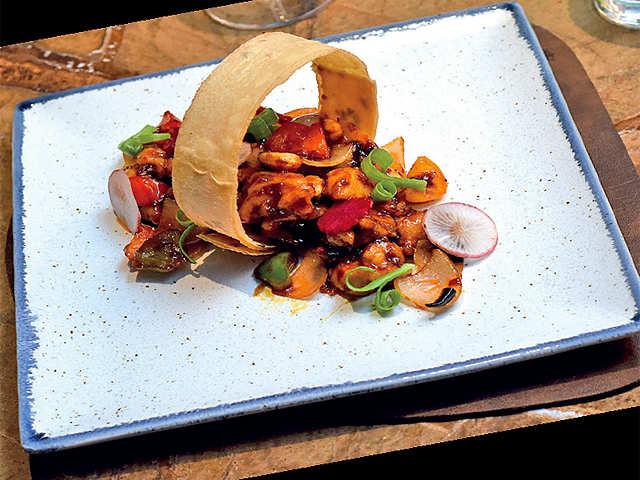 Fermented Chilli Chicken POH, Mumbai