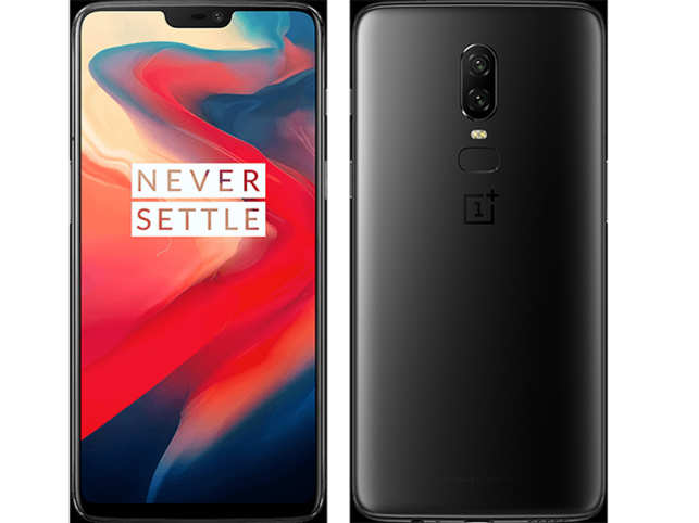 OnePlus 6's'midnight black colour variant