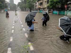 Rains batter Mumbai for third day; schools, colleges shut