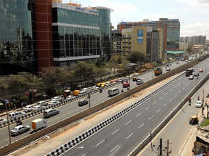 Image result for latest images of After backlash, BBMP won't take up road work in one go