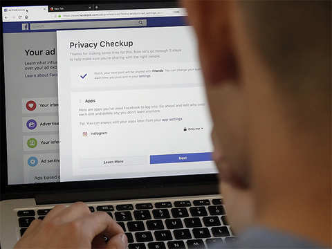Six Ways To Secure Your Facebook Account Protect Your Profile Picture Six Ways To Secure Your Facebook Account Protect Your Profile Picture The Economic Times