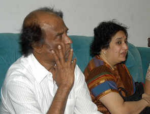 Rajinikanth's wife Latha to face trial for non-payment of dues