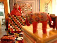 Japan gets a feel of traditional art forms from Kutch