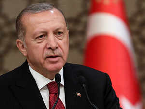 Erdogan promotes Turkey's army commander to overall armed forces chief
