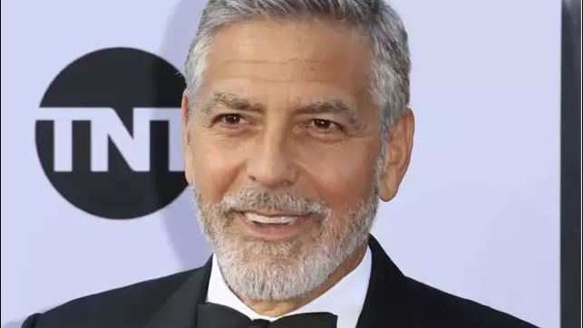 George Clooney admitted to hospital after road accident
