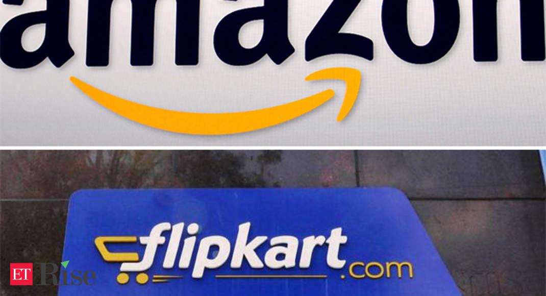Flipkart, Amazon plan online sale next week