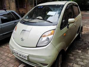 Tata Nano Tata Motors Rip Tata Nano 10 Year Old World S
