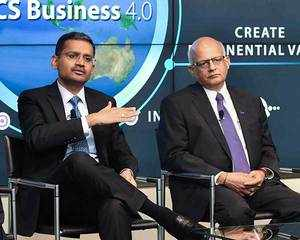 TCS top brass talks about Q1 earnings and vision for future
