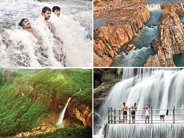 Raneh, Suruli, Dhuandhar and more: Add the waterfall charm to your weekend getaway