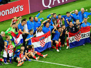 6a56058af9d MOSCOW  Croatia s strength of character will serve them well in the World  Cup final against France