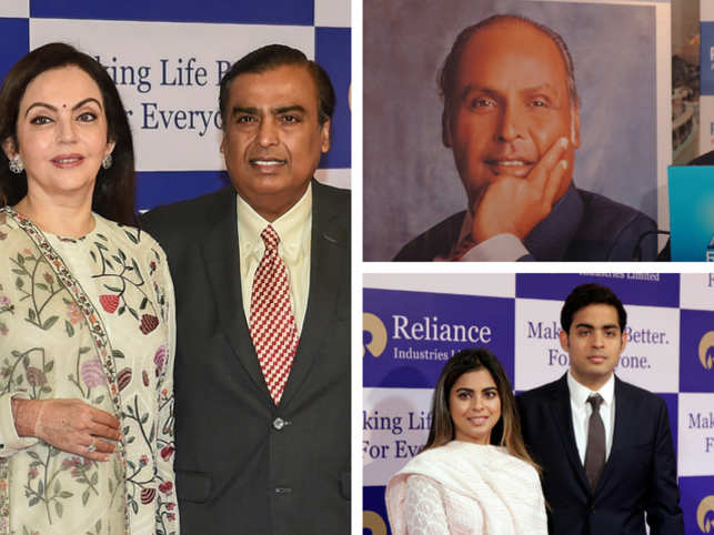 Dhirubhai Ambani Used To Start The Day Only After Looking At Ishas