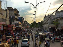 India,-Chandni-Chowk---Gett