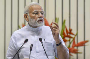 Almost 5 crore women are reaping the benefits of Self Help Group: PM Modi