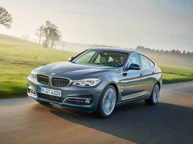 BMW 3 Series Gran Turismo Sport launched at Rs 46.6 lakh