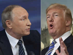 Trump says 'ultimate deal' with Putin would be world without nuclear weapons