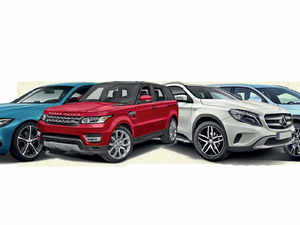 Luxury Car Sales On Track For A New High This Year The Economic Times