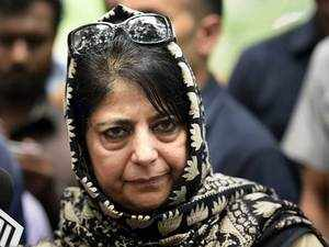 Mehbooba Mufti warns Delhi, says splitting PDP will have 'dangerous outcomes'