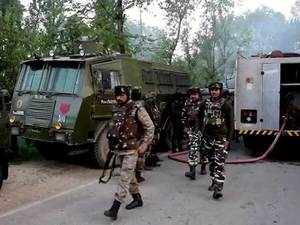 Anantnag terrorist attack: Two CRPF personnel martyred, LeT claims responsibility