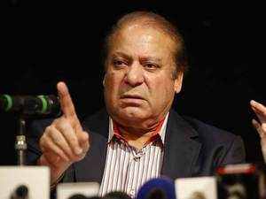 Sacrificing myself for coming generation of Pakistan: Nawaz Sharif ahead of his arrest