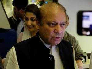 Former Pakistan PM Nawaz Sharif, daughter Maryam arrested in Lahore, being taken to prison