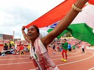 Watch: 'Golden Girl' Hima Das shows the way