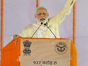 PM Modi blames previous governments for the state of Varanasi, says change visible now