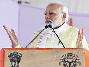 PM Modi in Mirzapur: NDA govt is working hard to improve people's lives