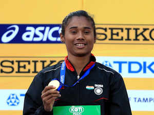 Hima Das: Watch the incredible story of 'Goddess of Speed'