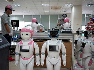 Meet 'IPal', a robot companion for China's lonely children