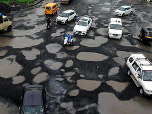 Potholes on our roads that take 10 lives everyday