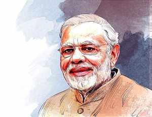 PM Modi addresses mega rally in Midnapore, West Bengal