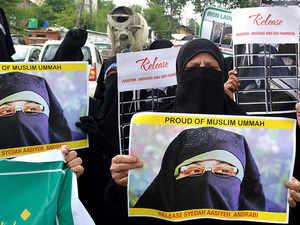 Court sends Kashmiri separatist Aasiya Andrabi to judicial custody