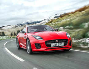 Jaguar Land Rover launches new petrol engine sedan F-TYPE at Rs 90.93 lakh