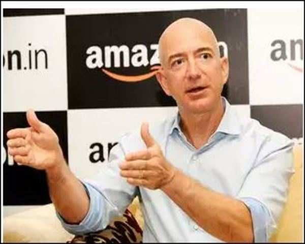 Amazon S Founder Jeff Bezos Becomes The Richest Person In Modern