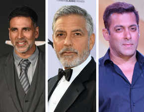 Akshay Kumar, with $40.5 mn, and Salman Khan, at $37.7 mn, join George Clooney as world's highest-paid entertainers