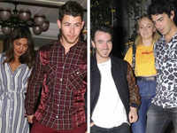 Priyanka Chopra joins Jonas brothers, Sophie Turner for date night in London