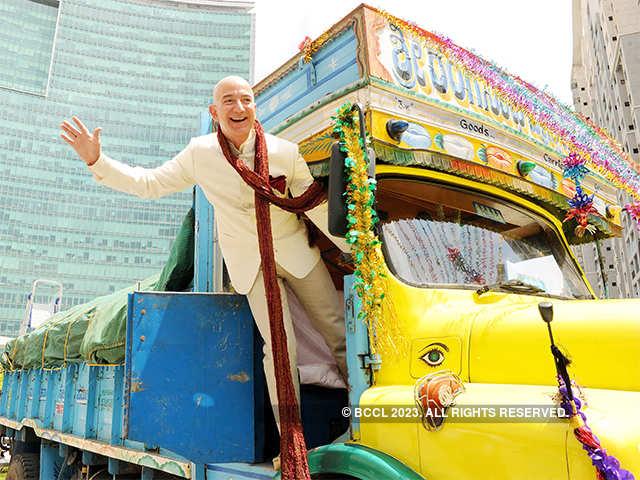 Jeff Bezos: World's richest man ever in modern history